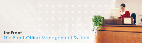 InnFront - The Front office manangement System,  PMS, HMS, property management solutions